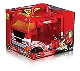 Bburago 31201 - Ferrari Race & Cubo juego, incluyendo un automóvil, 1:43 (clasificados)