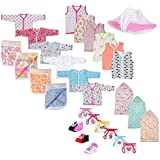 Baby Fly New Born Baby Gift Set Combo Pack Of 7 Items For Newborn (0-8Month)