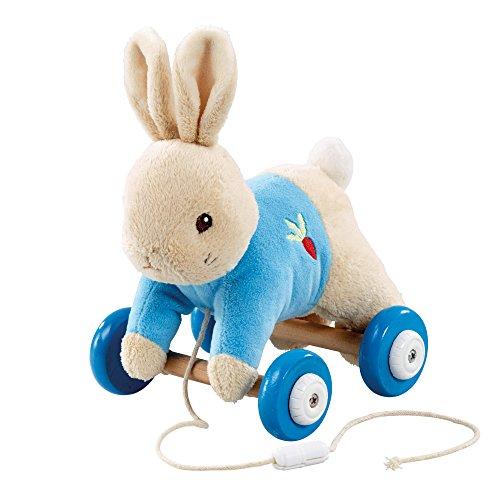 Rainbow Designs Peter Rabbit Pull Along Toy Peluche