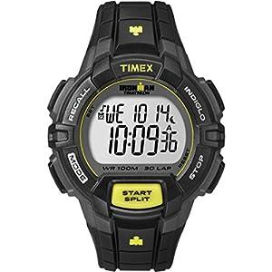 Timex T5K790 – Reloj (Reloj de Pulsera, Resina, Acero Inoxidable,