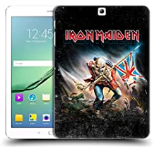 Official Iron Maiden Trooper 2016 Art Hard Back Case for Samsung Galaxy Tab S2 9.7