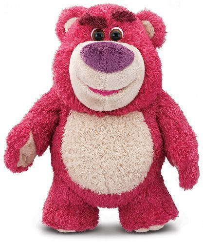 Toy Story Plush Figure Lotso 30 cm Thinkway Toys Peluches