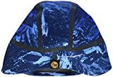 Buff Windproof Hat Mütze, Mountain Bits Blue, L/XL