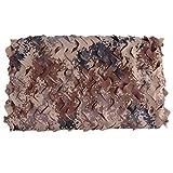 GASSNAKE Red de Camuflaje Sitong 150D para persianas de Caza