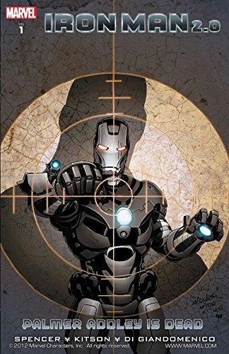 Iron Man 2.0 Vol. 1: Palmer Addley Is Dead (English Edition)