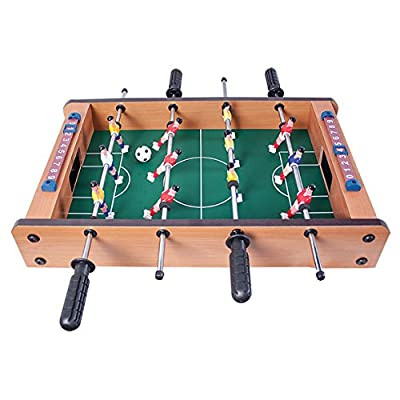 Global Gizmos Table Top Football Foosball Game by Global Gizmos