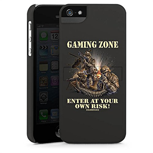 Apple iPhone X Silikon Hülle Case Schutzhülle Gaming Zone Game Sprüche Premium Case StandUp