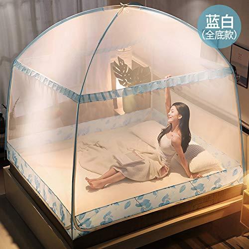 Winpavo Mosquito Net Mongolische Tasche kostenlos Klappstuhl Kind Moskitonetz Abdeckung Moskitonetz, E 130 * 70cm - Polyester Klappstuhl Abdeckung