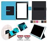 reboon Hewlett Packard ElitePad 1000 G2 Hülle Tasche Cover Case Bumper | in Schwarz | Testsieger