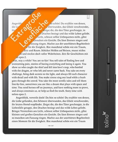 Tolino Epos 2 eBook Reader