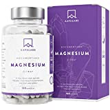 Magnesiumcitrat Kapseln [ 400 mg ] 180 Stück von Aava