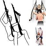 Jouets de balançoire de porte romantiques pour couples Jouet de balançoire de yoga fantaisie...