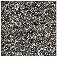 25 kg Steinteppich / Marmorkies inkl. 1K Bindemittel 2-4 mm ausreichend für ca. 2,3 m² direkt vom KiesKönig® Carnico Tence