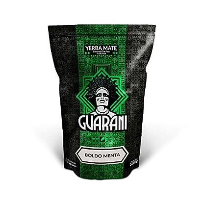 Mate-Tee-Guarani-Menta-Boldo-500g-Yerba-Mate-aus-Paraguay-Hohe-Qualitt-Stark-anregender-Mate-Tee