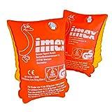 SIMEX Schwimmflügel Größe 0 für Kinder von 11 - 30kg Phthalatfrei