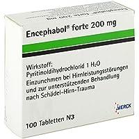ENCEPHABOL forte 200 mg überzogene Tabletten 100 St Überzogene Tabletten preisvergleich bei billige-tabletten.eu