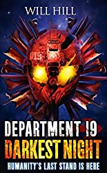 Darkest Night (Department 19, Book 5) by Will Hill (2016-01-26)