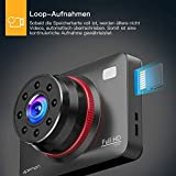 Apeman Dashcam Full HD Autokamera 1080P - 7