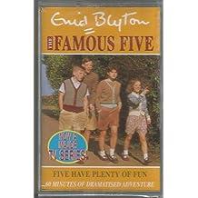 Five Have Plenty of Fun (Famous Five)
