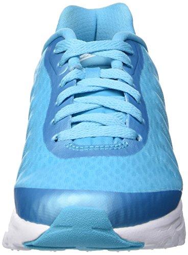 Nike Wmns Air Max Invigor Br, Scarpe da Corsa Donna Multicolore (Gamma Blue/Gamma Blue/White)