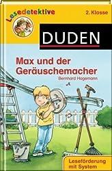 Max und der Geräuschemacher (2. Klasse)