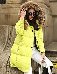 Suchergebnis auf Amazon.de für: damen mantel gelb: Bekleidung