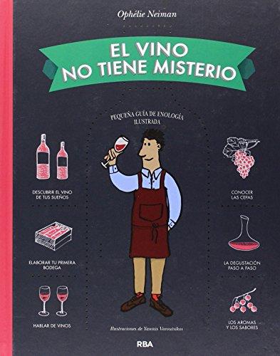 El vino no tiene misterio (PRACTICA) por OPHÉLIE NEIMAN