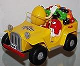 M&M's/M&M - SPENDER/DISPENSER - JEEP /gelbes Auto mit Red & Yellow - ca. 27 x 18 x 19 cm groß - neu