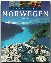 Abenteuer NORWEGEN - Ein Bildband mit über 250 Bildern auf 128 Seiten - STÜRTZ Verlag