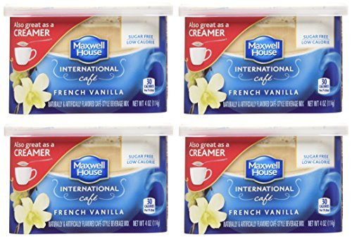 maxwell-house-international-coffee-sugar-free-french-vanilla-cafe-4-ounce-cans-pack-of-4-by-maxwell-
