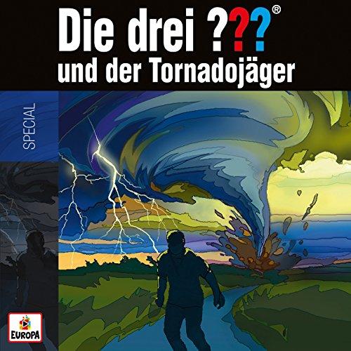 Die drei ??? (SE) Die drei ??? und der Tornadojäger - Europa 2017