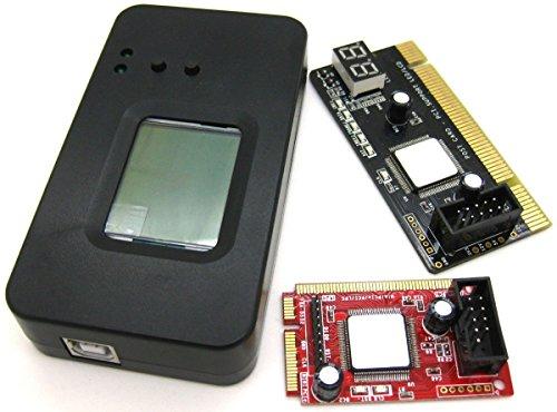 LEAGY - Tarjeta diagnóstico 4 1 PCI / Mini PCI