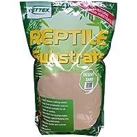 PETTEX reptil sustratos arena del desierto, 4L