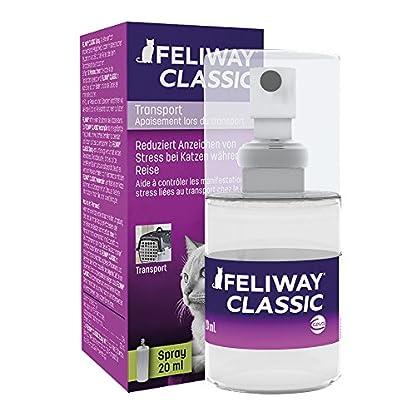 Feliway Feliscratch and Feliway Classic 1