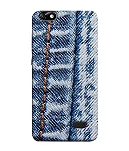 Fuson Designer Back Case Cover for Huawei Honor 4C :: Huawei G Play Mini (Wear Tear Fashion Style Western Young Youth)