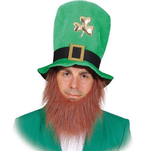 Hut Mit BART - St. Patrick's Day Hut mit angenähtem