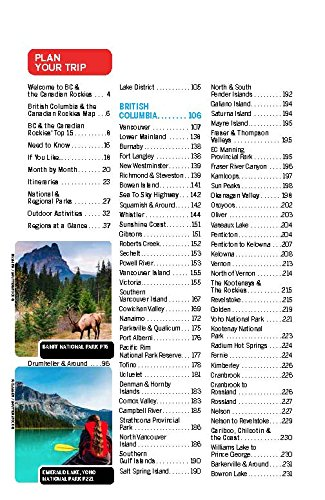 British Columbia & Canadian Rockies (Country Regional Guides) - 8