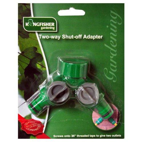 Va et vient s'éteint Adaptateur pour flexible de jardin tuyaux. Robinet ou Adaptateur Mâle Connexion.