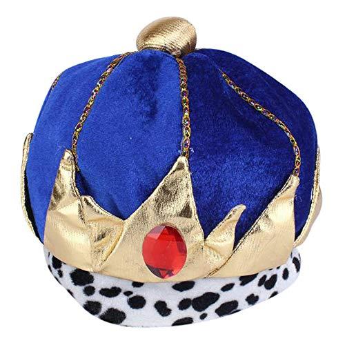 Zottom Kind Kleinkind Pharao Prinz Hut für Halloween kostüm zubehör Cosplay - Kleinkind Jungen Prinzen Kostüm