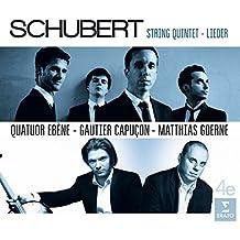 Schubert: Quintet and Lieder
