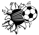 EOZY Sticker Mural Football Chambre Enfant Gar�on B�b� Salon Autocollant D�corer Conception
