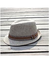 Distincts® Casquillo del jazz de los cabritos del niño bebé fresco del sombrero de Fedora