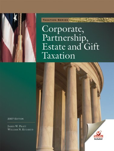 corporate-partnership-estate-gift-taxation-with-turbotax-business-by-james-w-pratt-2006-04-15