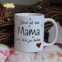Kaffeebecher ~ Tasse - Glück ist