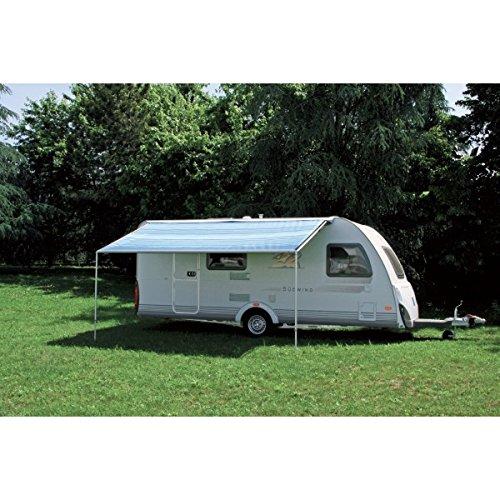 Preisvergleich Produktbild Fiamma 06760E01N Markise Caravanstore 360, Weiß/Blau