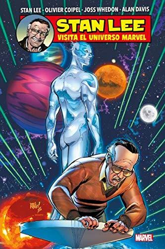 Stan Lee Visita El Univer