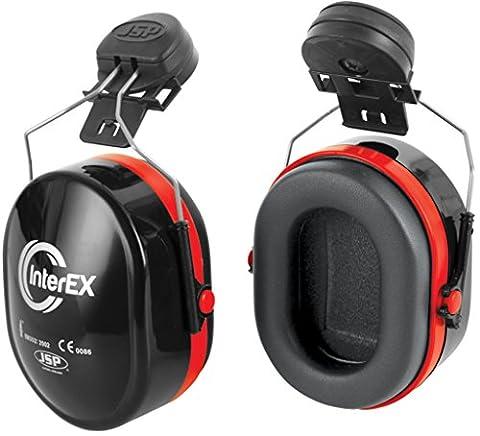 JSP AEK020-005-400 InterEX Helmet Mounted Ear Defenders