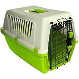Nayeco PE30038 - Transportín para perros y gatos , 58.5 x 38 x 21 cm, color lila