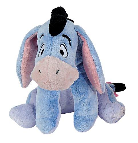 Simba 6315875531 - Disney Winnie The Puuh Plüsch I-Ah 25 cm (Große Disney-plüschtiere)