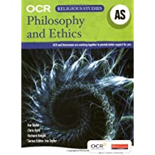 OCR AS Philosophy and Ethics Student Book (OCR GCE Religious Studies Ethics 2008)